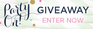 Party On Designs Giveaway