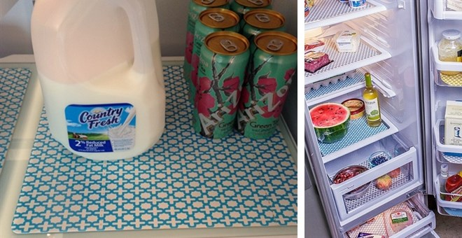 Designer Fridge Liners Multiple Colors and Patterns!