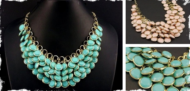Beautiful Mess Necklace – 2 Color Choices!