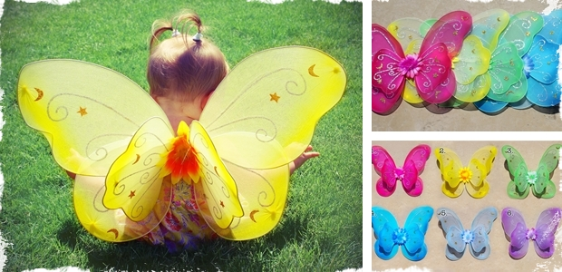 Whimsical Fairy Wings - 8 Magical Options!