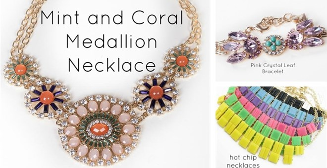 They're Back! Holiday Pricing! Crystal Statement Jewelry—many choices!