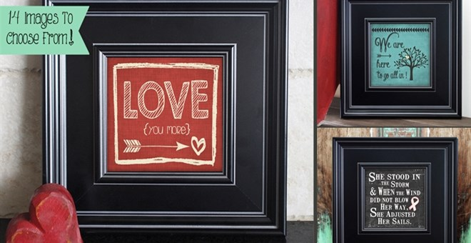 Adorable Framed Art Prints-14 Options You'll Love¬