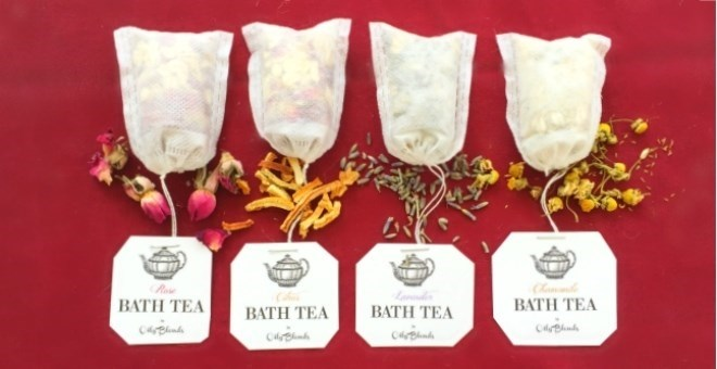 Bath Tea Sets | 4 Scents Available | Flat Rate Shipping