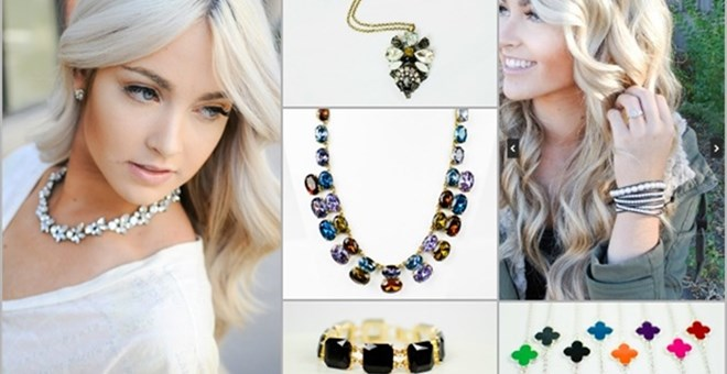 Apple of My Eye Jewelry Grab Bags! 4 Items Gauranteed! Amazing Deal!
