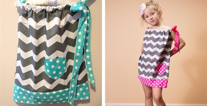 Back by popular demand. Pillowcase dresses for girls