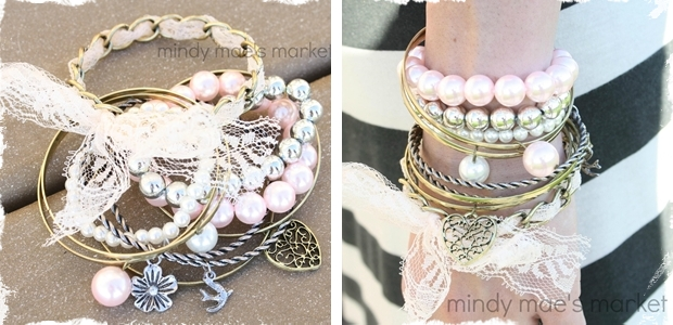 Beautiful Bracelet Bundle - Set of 10!