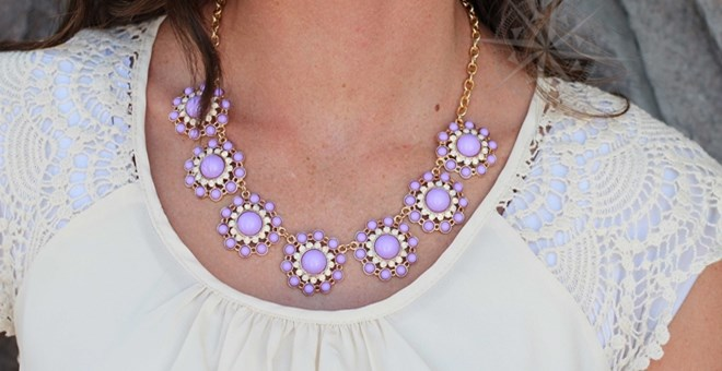 The Beautiful Bliss Necklace!