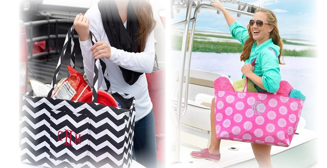 Personalized Ultimate Carrier Totes