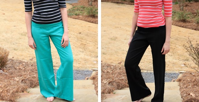 Must Have Linen Pants- 4 colors!