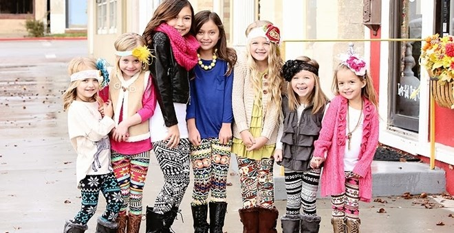 BLOW OUT: Jane's Most Popular Kids' Leggings!