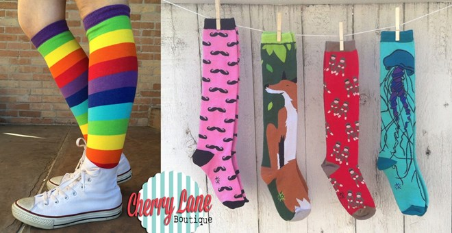 Womens Novelty Socks