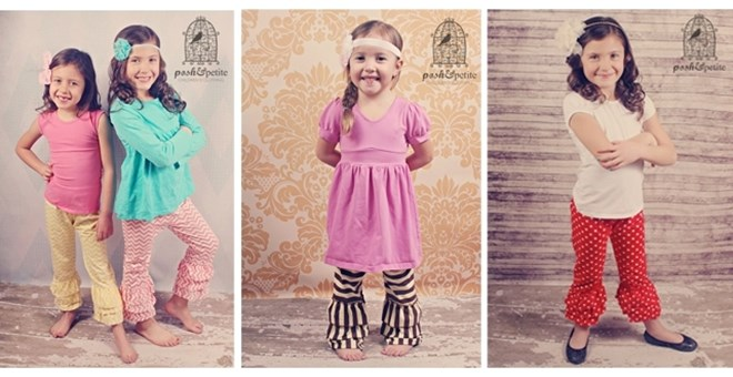 Triple Ruffle bell pants in 15 stylish patterns! QUICK SHIP!