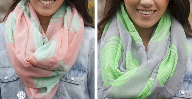 Malibu Dream Infinity Scarf! 3 Color Options!