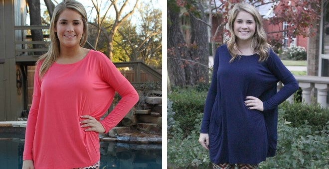 Last Chance Piko Tops!