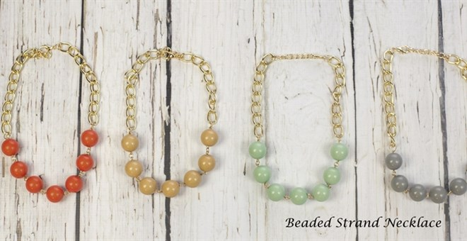 Necklace Blowout - 2 Styles!