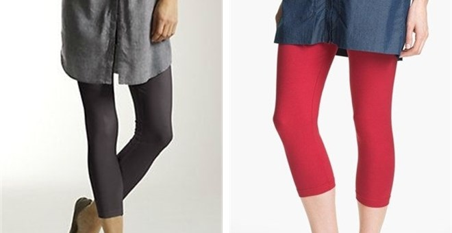 Live In Capri Leggings – 12 COLORS!