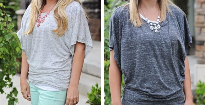 Soft Bella Tee in 10 Colors