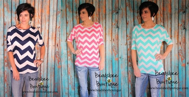Hottest Chevron Dolman is BACK