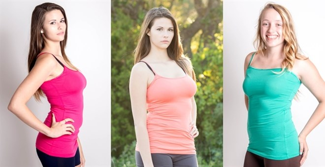 Layering Tank - 10 Colors!