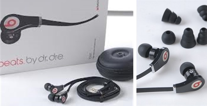 Colorful Beats Earbuds by Dr. Dre - QUICK SHIP!