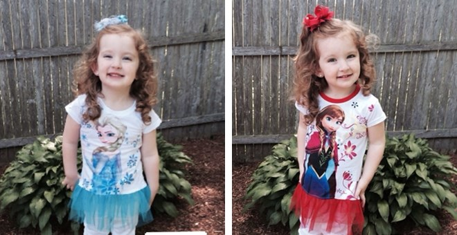 $15.99 Frozen Inspired Tutu Tu...