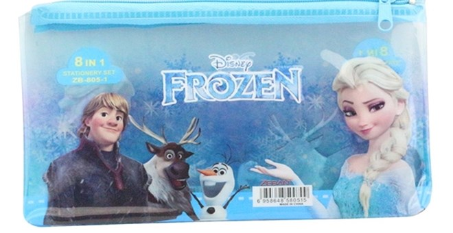 Frozen Back to School Pencil P...