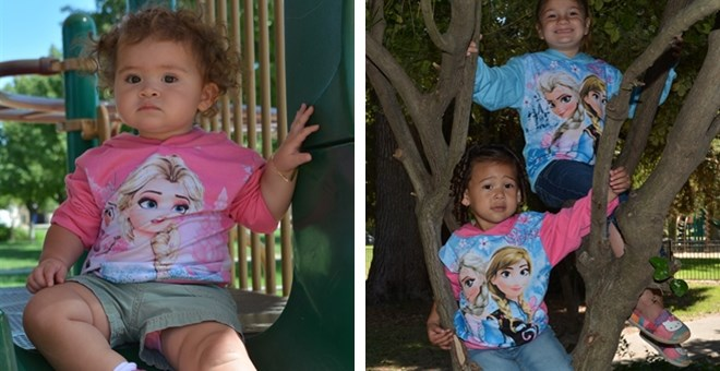 Princess Inspired Sweatshirts