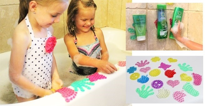 kids sticky tub squiggles tons of bathtub fun jane. Black Bedroom Furniture Sets. Home Design Ideas