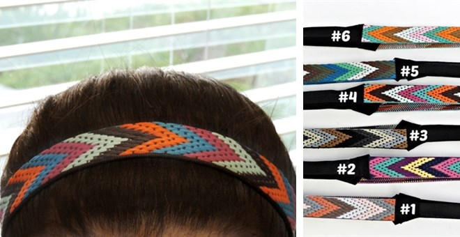 Trendy Chevron Headbands- BLOW OUT!!!!