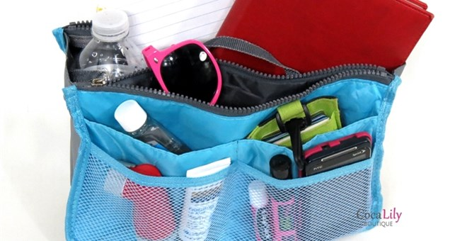 Purse Organizers – Back By Demand