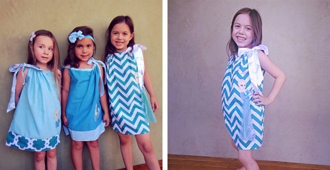 $14.99 Adorable chevron FROZEN...