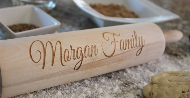$22.99 Personalized Rolling Pi...