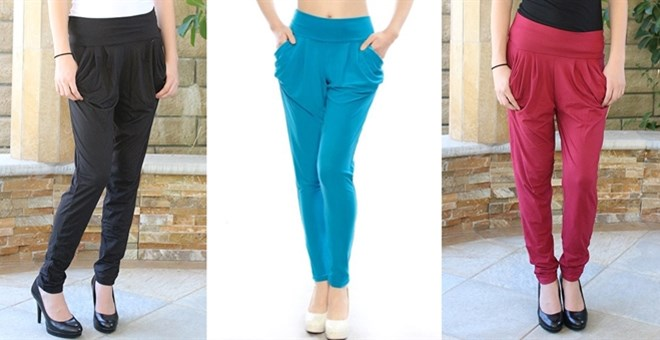 Harem Pants - 7 Colors