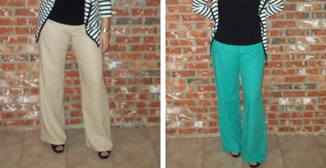Perfect Fitting Linen Pants in SM- 3XL!