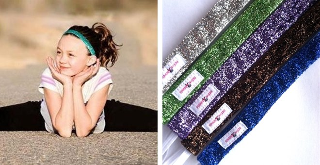 Active Bands No-Slip Headbands