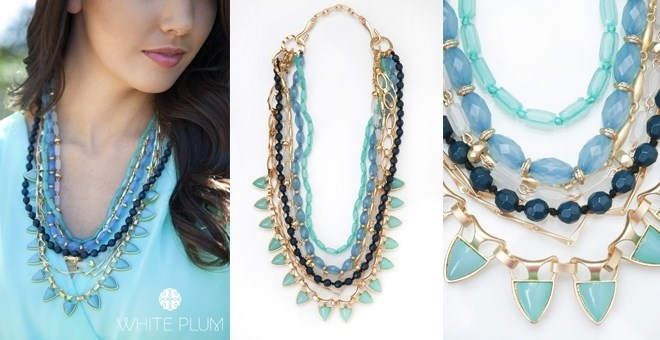 Designer Inspired Isis Multiway Necklace!