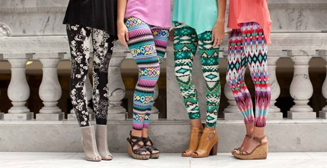 Printed Leggings, over 20 styles!!
