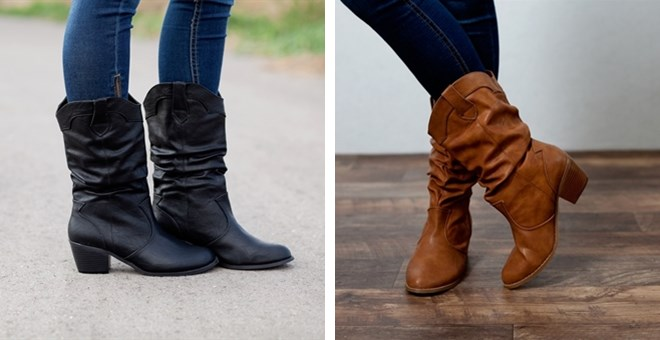 Designer Inspired Fall Boots!