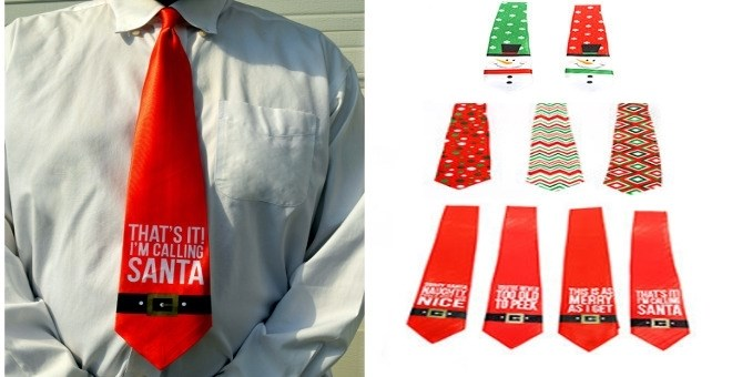 Musical Christmas Ties – 9 Options To Choose From Just $3.99 – Fun ...