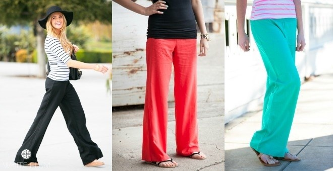 *HOT* Oceanside Linen Pants! 1...