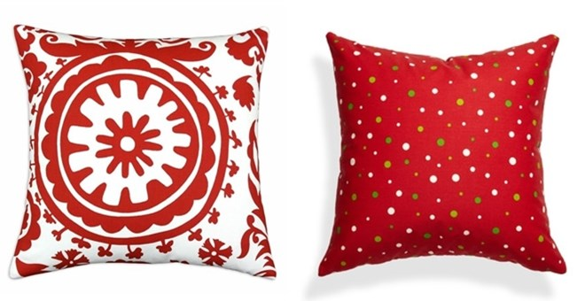 Frog Hill Designs Exclusive Holiday Pillows