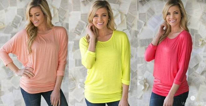 *HOT* Ultra Flattering Dolman!