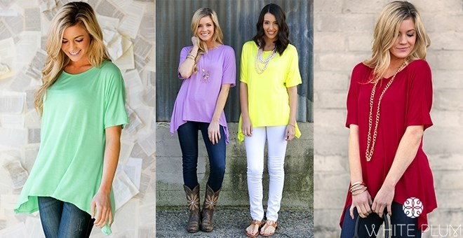 *HOT* Adore Tunic! 13 Colors!