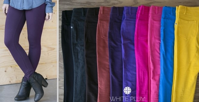 *HOT* Classic Jeggings! 9 Colo...