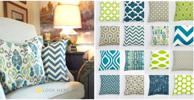 *HOT* Pillow Covers - 140 Gorg...