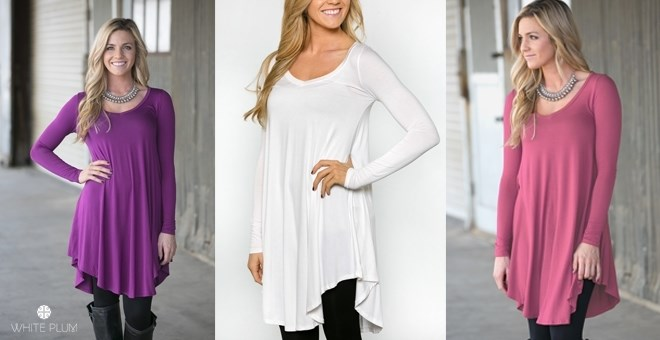 *HOT* Draped Ballet Tunic! S-3...