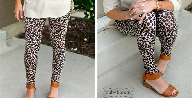Must Have Leopard Leggings!