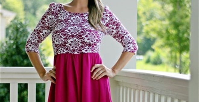 The Sadie Dress!