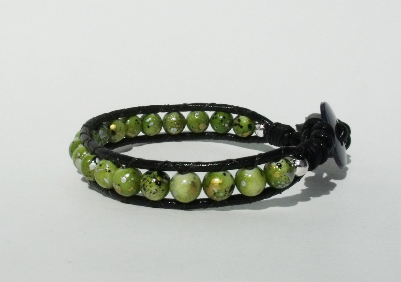 beaded charity bracelets portions go to a great cause