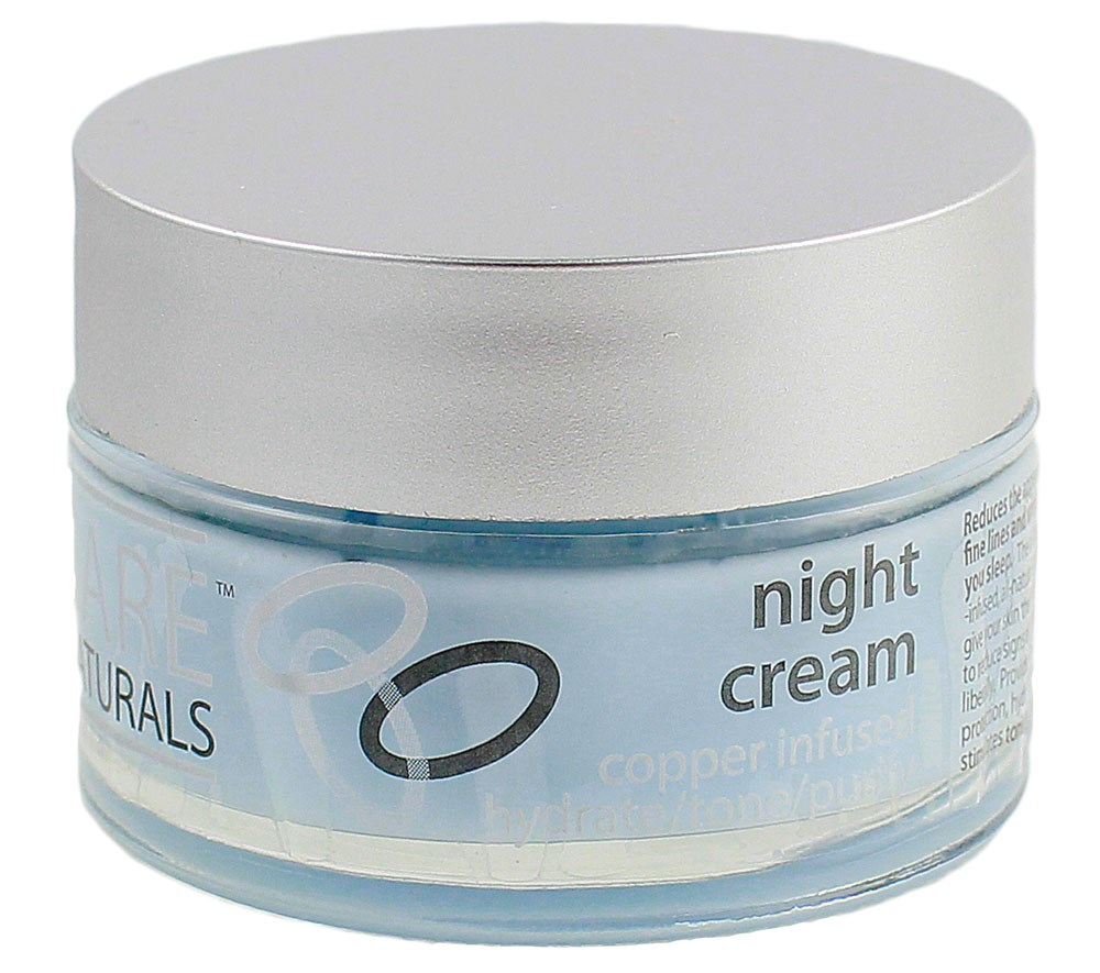 Copper peptide anti aging amp wrinkle night cream all natural